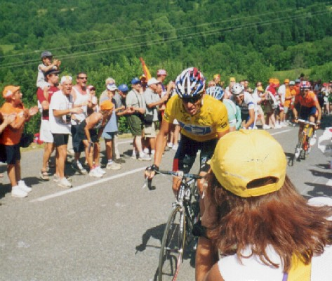 FOLLOWING THE TOUR DE FRANCE 3