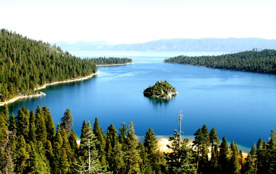 A TRIP TO TAHOE