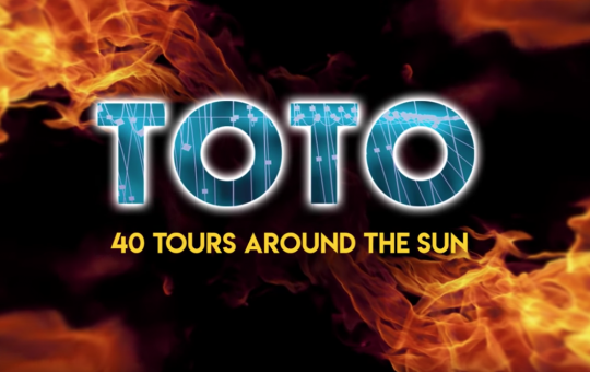 TOTO DVD