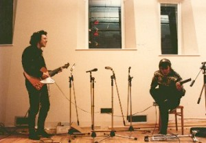 40 recording shout