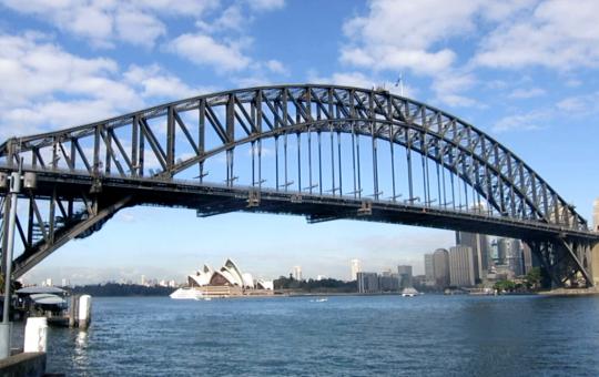 IS AUSTRALIA LIKE YOGURT?
