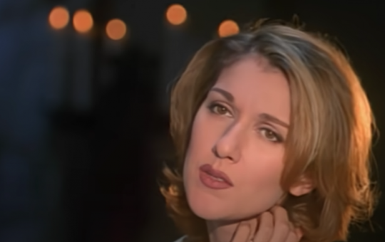 CELINE DION – IT'S ALL COMING BACK